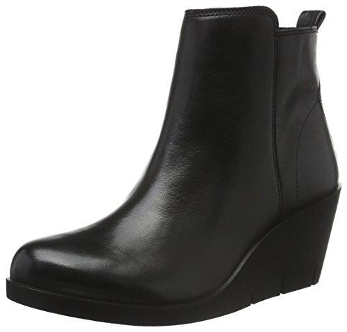 Ecco Shape 75, Bottes Femme, Noir (Black/Black), 37 EU
