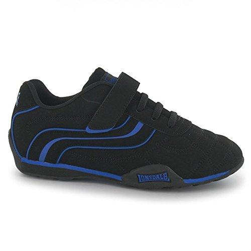 Lonsdale - Zapatillas para niño multicolor - negro/azul