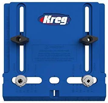 Plantilla de perforaci/ón para estante KOET puertas de gabinete muebles mini bisagra de montaje de madera con sistema de cambio r/ápido y precisi/ón de corte l/áser para estantes