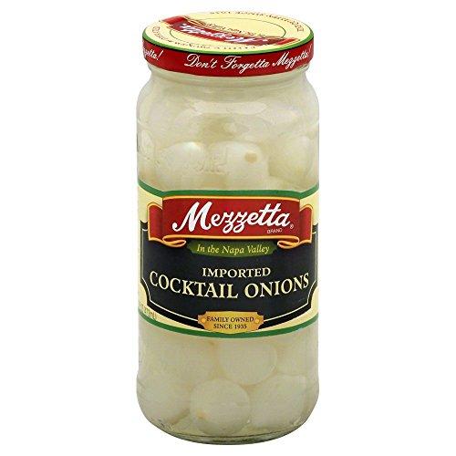 Mezzetta Cocktail Onions 16.0 OZ(Pack of -