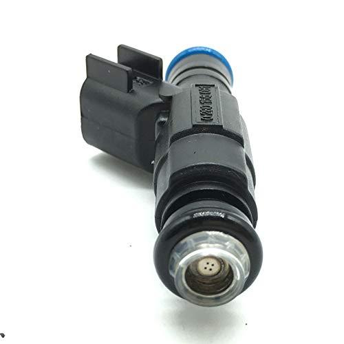 8PCS Fuel Injector 0280156081 For Marine Mercruiser V8 350 MAG 5.0L 4.3L 6.2L