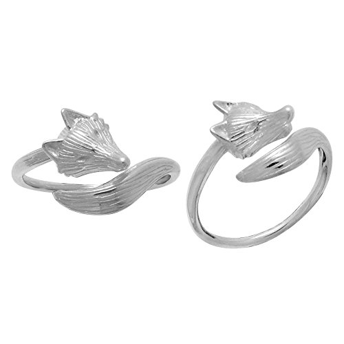 Boma Sterling Silver Fox Ring product image