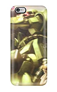 Awesome TCxbzLp2988RZFpV Lisa E Murphy Defender Tpu Hard Case Cover For Iphone 6 Plus- Gundam Sci Fi