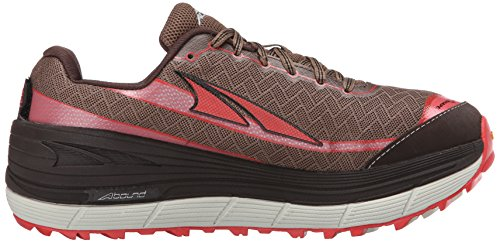 Women's Altra Trail Running Shoe Shiitake Coral Sugar 2 Olympus ZB6wg7