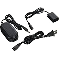 Neewer AC Power Supply Adapter AC-PW20 Replacement for Sony Alpha NEX-5 NEX-5A NEX-5C NEX-5CA NEX-5CD NEX-5H NEX-5K NEX-3 NEX-3A NEX-3C NEX-3CA NEX-3CD NEX-3D NEX-3K