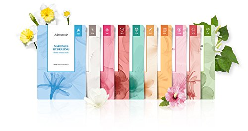 mamonde-flower-essence-mask-10-piece-variety-mask