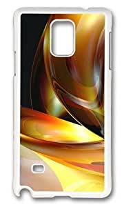 Adorable 3D abstract designs 3 Hard Case Protective Shell Cell Phone Case For iphone 6 4.7 Cover - PC White