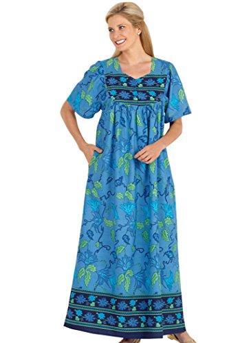 3x house dress - 3