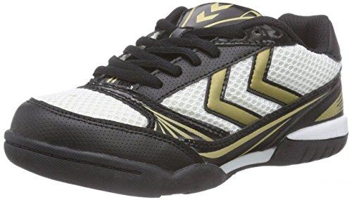 Hummel Root Jr Lace Trophy - zapatos de fitness Unisex Niños multicolor