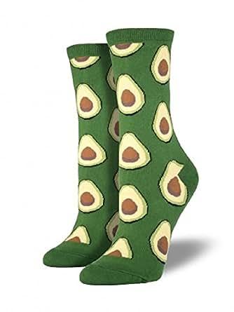 Socksmith Avocado Socks in Parrot Green