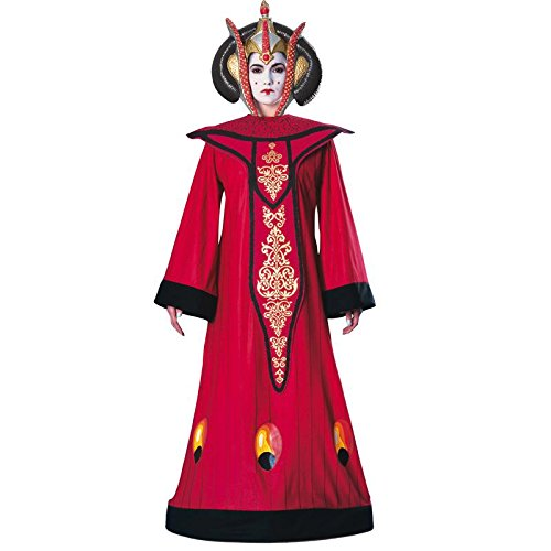 Dlx Queen Amidala Costume (Costume Queen)