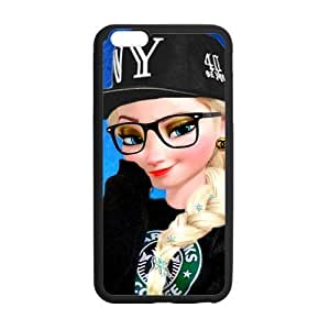 Personalized Frozen Design TPU Snap On Case For iPhone 4/4s ,