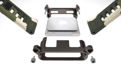 Lunatik Reloj Correa De Muñeca Para Ipod Nano 6 G Camo Electronics