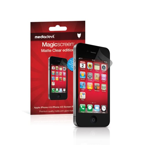 mediadevil-apple-iphone-4-4s-screen-protector-magicscreen-matte-clear-anti-glare-edition-2-x-protect