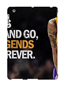 Awesome 3944b552929 Guidepostee Defender Tpu Hard Case Cover For Ipad 2/3/4- Los Angeles Lakers Nba Basketball (61)