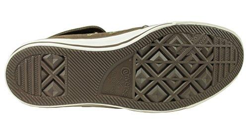 Converse - Zapatillas de cuero y tela para hombre Marrón - Chocolate