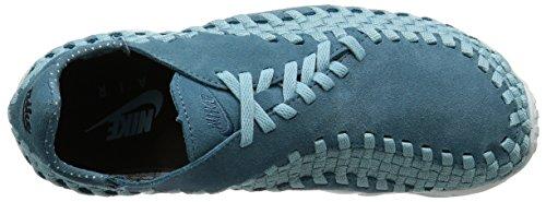 Nike Mens Air Footscape Woven Nm Casual Shoes Smokey Blue / Smokey Blue