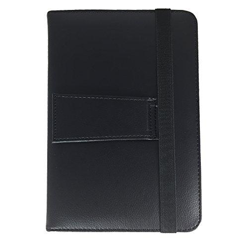Qwertz Tastatur Tablet Tasche für Blaupunkt Allwinner mit Standfunktion - Deutsche Tastenbelegung 9 Zoll