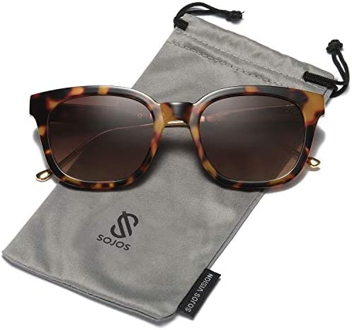 SOJOS Classic Polarized Sunglasses Mirrored product image