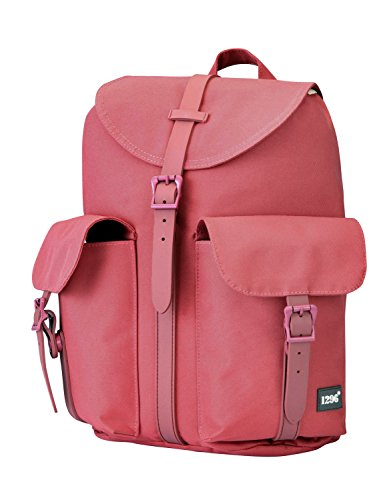 Red BLNBAG Daypack Casual Korallrot 34 Altrosa U5 cm liters 12 Pink grS7gx