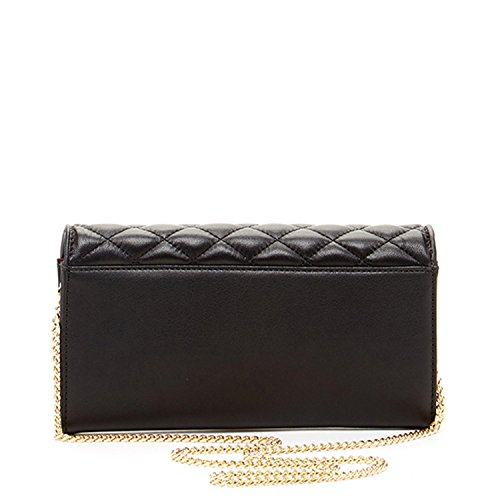 Faye Crossbody Women Black Wallet SUSU The For Purse Leather 5nwnSqR