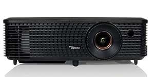 "Optoma W340 Video - Proyector (3400 lúmenes ANSI, DLP, WXGA (1280x800), 16:10, 682,5 - 8039,1 mm (26.9 - 316.5""), 1,2 - 12 m)"