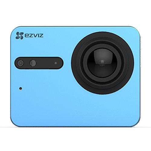 EZVIZ Camera EZ5BL FIVE Action Camera 4k 15fps Blue Retail by EZVIZ