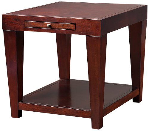 Alpine Furniture, Wainwritght End Table (Furniture Wilmington Stores)