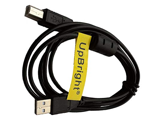 Inkjet Ip90 Printers (UpBright USB Cable Cord Replacement For CANON PIXMA MX410 iX6520 MX882 I865 iP90 MG5120 MG5220 MG5320 IP430 iP90v iS600 iS820 iP6220D iP6600D ip6700d MP470 MP520 MP970 MX300 MP560 MP600 8400F Printer)