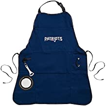 Team Sports America Ultimate NFL Tailgate Grilling Apron, New England Patriots