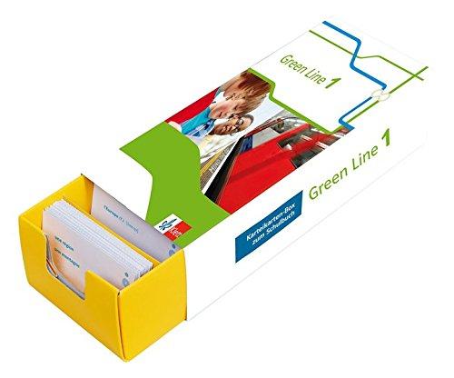 Green Line 1 Für Klasse 5 An Gymnasien Bundesausgabe Ab 2014 G8 Und G9   Vokabel Lernbox Zum Schulbuch  Englisch Passend Zum Lehrwerk üben