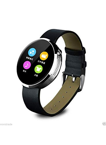 Getek Heart Rate Monitor DM360 Waterproof Bluetooth Smart Watch ...