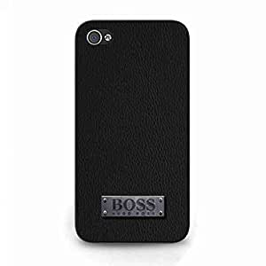 Hugo & Boss Collection funda for iPhone 4/iPhone 4S Hugo & Boss Pattern Cover