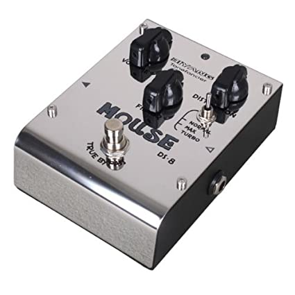 """Biyang DS-8 Electric Guitar Effect Pedal """"Mouse"""" Distortion ..."""