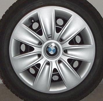 Original BMW Cilindro de apertura Tapacubos Tapacubos para 3 E90 E91 E92 E93 también Facelift - Juego (4 unidades): Amazon.es: Coche y moto