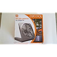 BATTERY OPERATED 10IN PORTABLE FAN