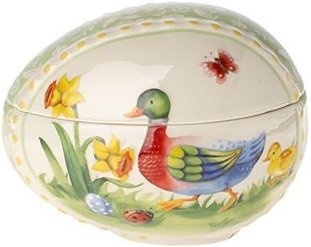 OVP   3K6167 Hase malt V /& B Spring Decoration 14-8606-4564 Eidose mittel