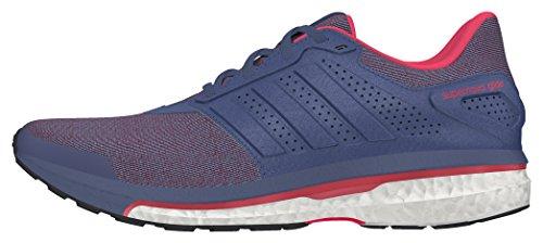 adidas Supernova Glide 8 W, Zapatillas de Running para Mujer Morado (Morsup / Morsup / Rojimp)