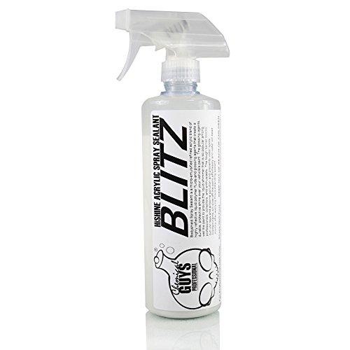 Chemical Guys WAC_117_16 Blitz Acrylic Spray Sealant (16 oz)