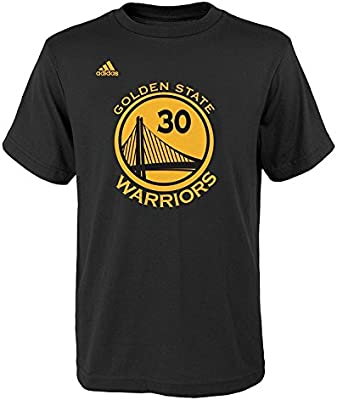 quality design 94a7e f7103 Amazon.com : Stephen Curry Golden State Warriors Kids Black ...
