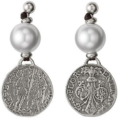 Uno de 50 Alejandría - Pendientes de plata