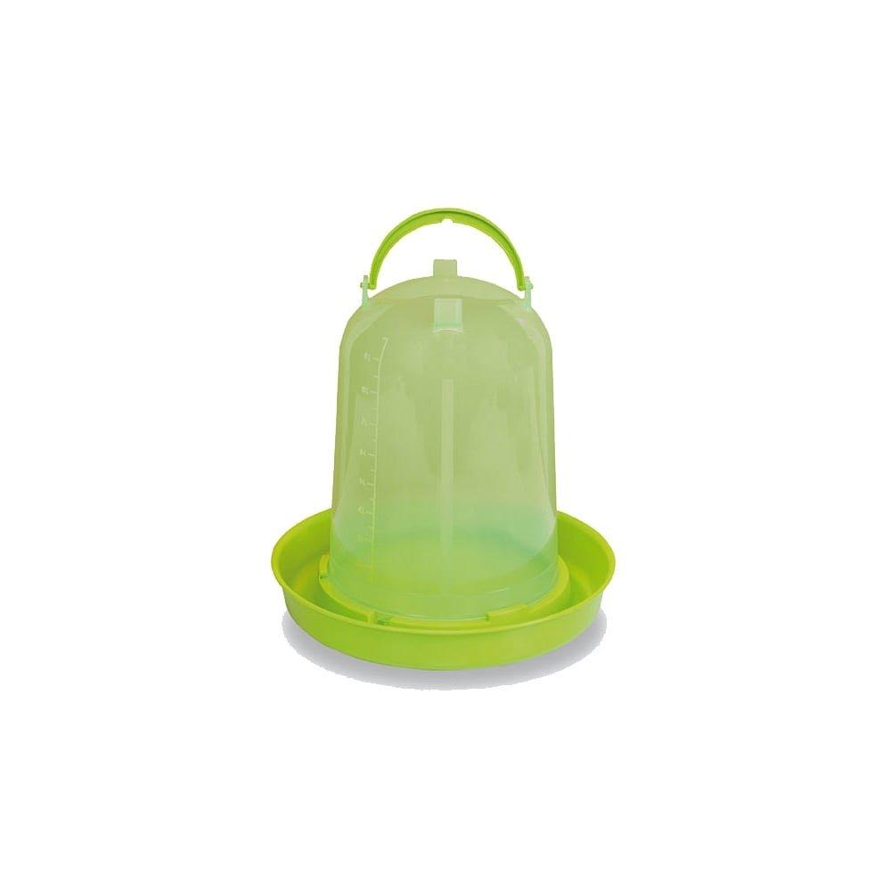 Gaun Eco Poultry drinker, 10litri, Colori assortiti , 1 pezzo 10litri 10G10955