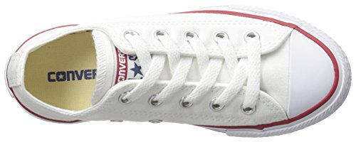 White Ctas Ox Optic Mixte Converse Season Baskets Mode Enfant Aqn0HS