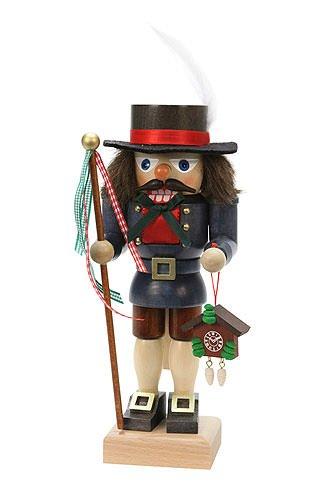Amazon.com: – Cascanueces de Navidad alemán Negro Forester ...