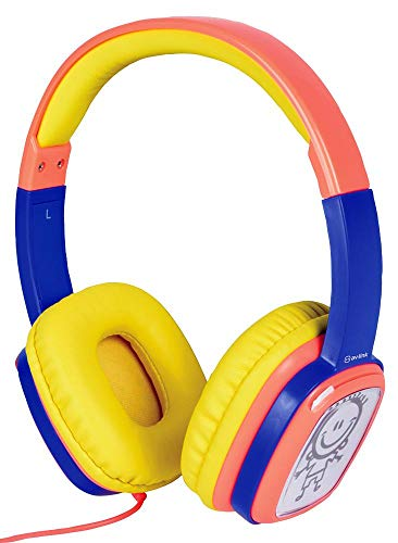Childrens Customisable Doole Headphones, for AV:LINK, Audio Visual, Wired Headphones