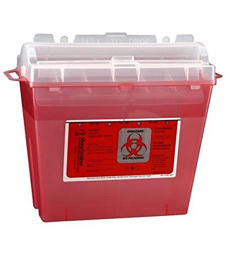 sharps-sentinel-175030-sharps-container-5-quart-red