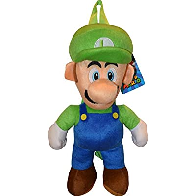 Super Mario Bros. Luigi Plush Backpack | Kids' Backpacks