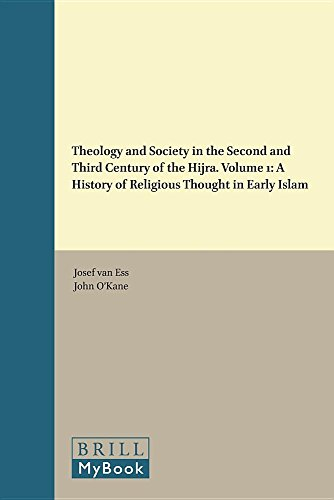 Theology and Society in the Second and Third