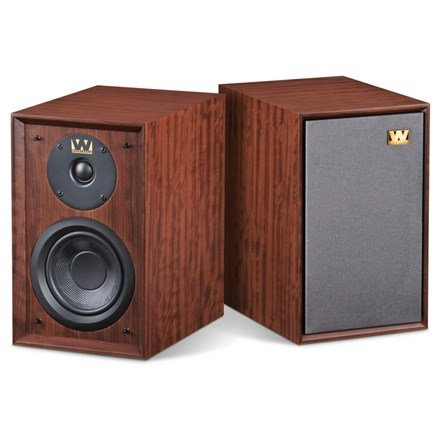 Wharfedale - Denton (Red Mahogany) (Wharfedale Bookshelf Speakers)