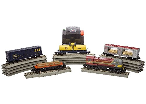 Lionel American Flyer Canadian Pacific Mixed Freight Ready-to-Run Set
